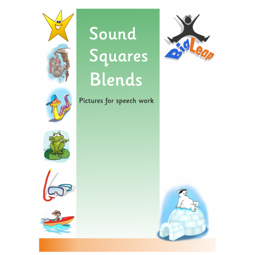Sound Squares Blends Cover