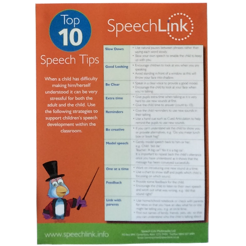 speechposter